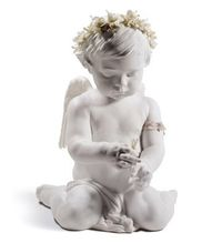 Lladro Special 2010 Signing Event Piece - Cherub of Love