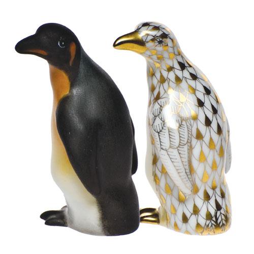 Herend Guild 2011 Penguins