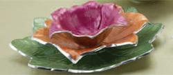 Julia Knight Flower Bowls