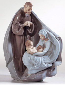 Lladro - Birth of Jesus