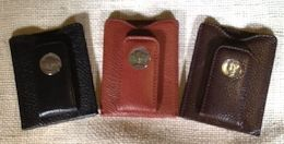 Tokens & Icons Money Clip Wallets CC